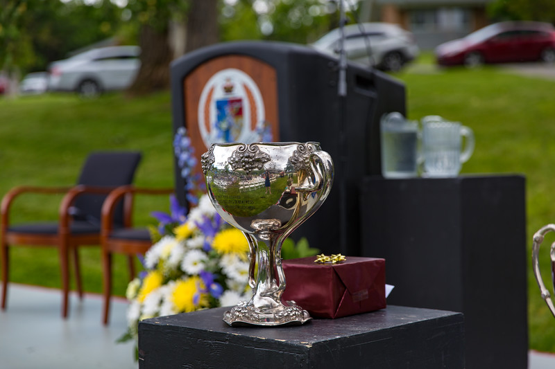 The Spy Rock Cup