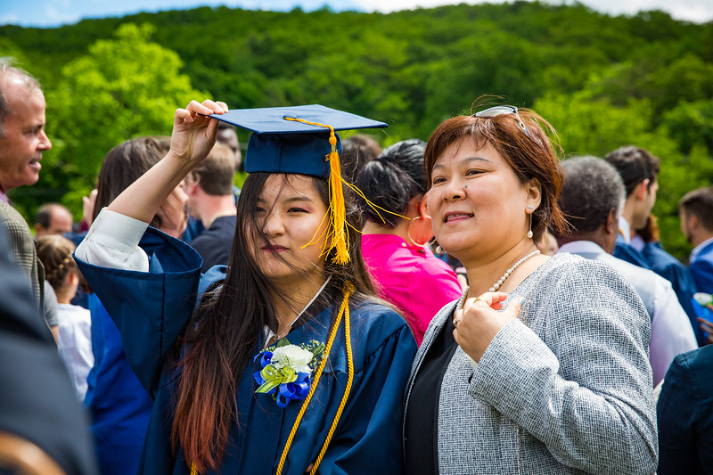 Graduate Alice Chen.