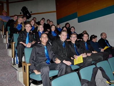 Souhegan Night of Jazz- Jazz Ensemble 12/09/16