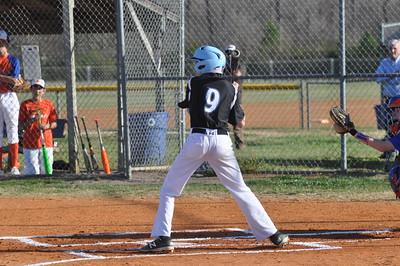 Middle School Baseball 2017