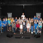 Cranleigh Contemporary Music Academy August 2017