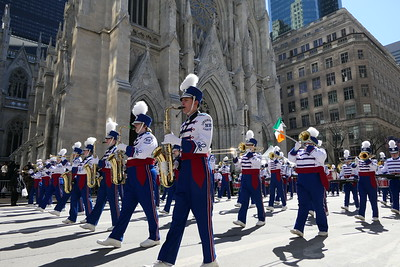 NYC St. Patrick's Day Parade Day 2 - 03/17/17