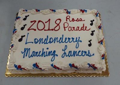 Rose Parade Announcement