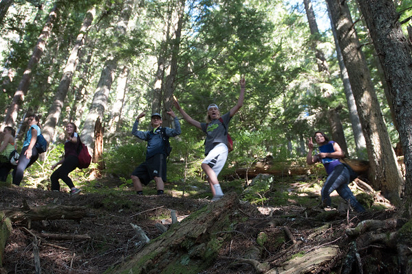 Senior Bio Church Mountain 2016-17