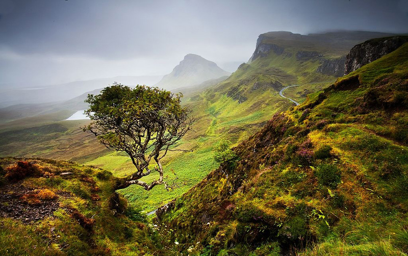 SCOTLAND, THE MOST BEAUTIFUL PLACE ON EARTH