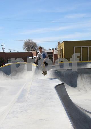 2016 Skate Park & Base Jumping