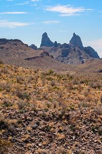 Big Bend National Park - Mule Ears