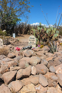 Boot Hill Cemetary