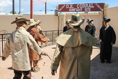 O. K. Corral