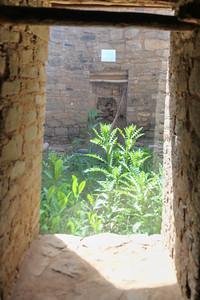 Pueblo Window Screening - Aztec Ruins National Monument