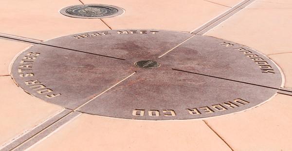 Four Corners - AZ , CO, NM & UT