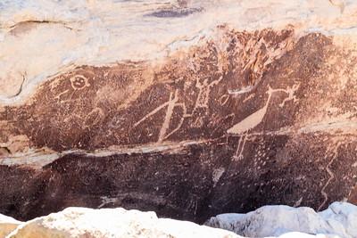Petroglyphs - Petrified Forest