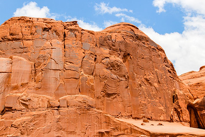 Arches National Park - Park Avenue