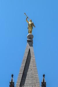 Salt Lake City - Mormon Temple