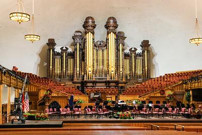 Salt Lake City - Mormon Tabernackle