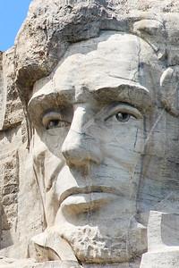 Abraham Lincoln - Mount Rushmore National Memorial