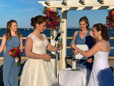 Daniella & Meghan's Wedding