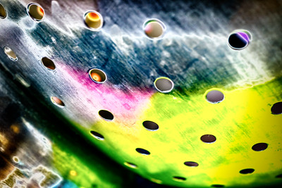 Colander-Usining Color Efex Pro