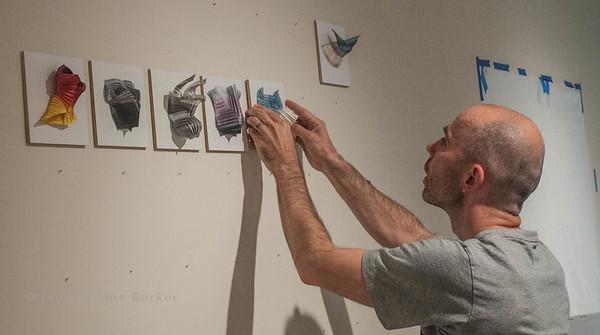 2016 50:50 show at Sanchez Art Center