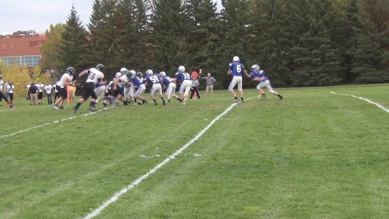 VIDEO Highlights Eagan V Burnsville 9th grade footbal