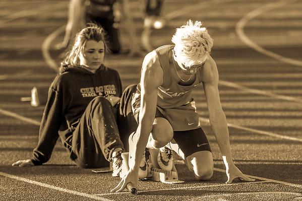 2016 AA Varsity Track Team
