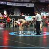 Mitchell vs  Belen(Semi's) @ NMState 2-17-17
