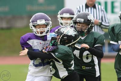 2016; AFBÖ; American Football; Danube Dragons; Vienna Vikings; U11; Youth