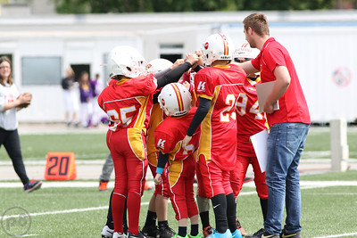 2016; AFBÖ; American Football; St. Pölten Invaders; Vienna Vikings; U11; Youth
