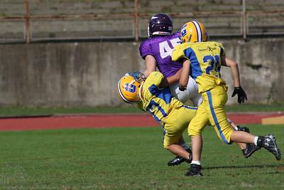2016; AFBÖ; American Football; Graz Giants; Vienna Vikings; U13; Youth