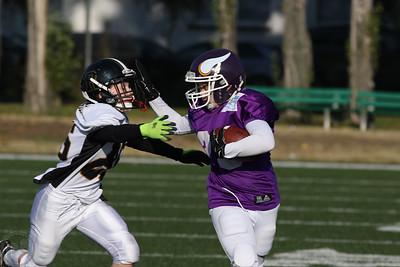2016; AFBÖ; American Football; Mödling Rangers; Vienna Vikings; U13; Youth
