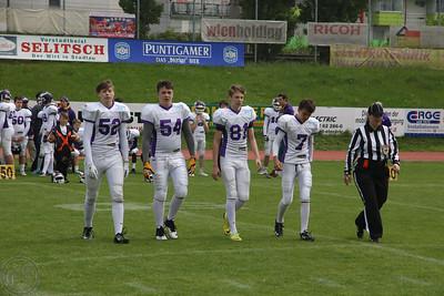 2016; AFBÖ; American Football; Danube Dragons; Vienna Vikings; U15; Youth