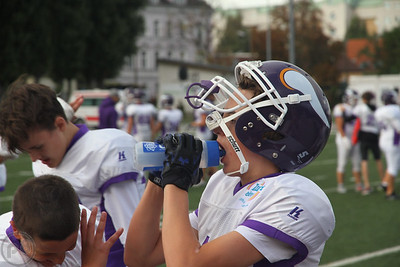 2016; AFBÖ; American Football; Danube Dragons; Vienna Vikings; U15; Youth