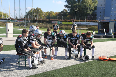 2016; AFBÖ; Raiders Tirol; American Football; Vienna Vikings; U15; Youth