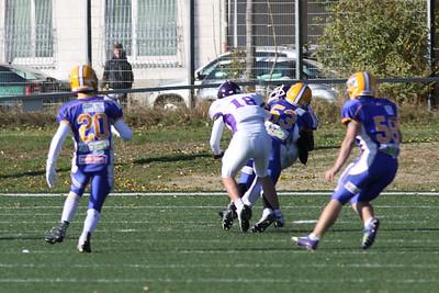2016; AFBÖ; American Football; Bowl; Graz Giants; Vienna Vikings; Youth; U15; XXII