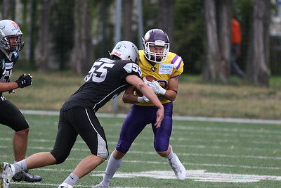 2016; AFBÖ; American Football; Raiders Tirol; Vienna Vikings; Youth; U17