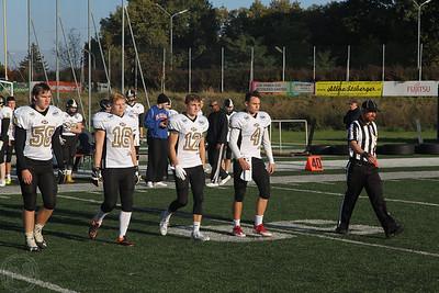 2016; AFBÖ; American Football; Mödling Rangers; Vienna Vikings; U17; Youth