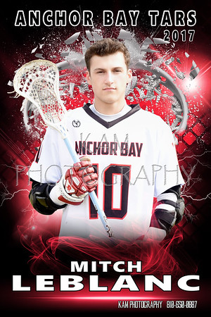 2017 ANCHOR BAY HIGH SCHOOL LACROSSE