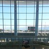 View of Anchorage from Ted Stevens Airport.