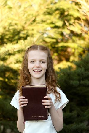 Mackenzie Baptism