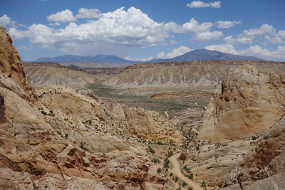May Capitol Reef National Park