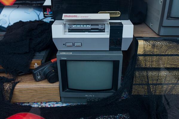 Old School - Nintendo