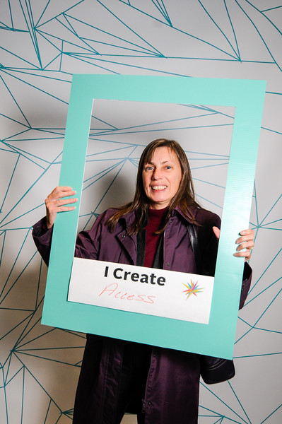 #CreateNYC - Photo Booth