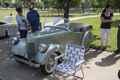 Pecan Plantation Car show