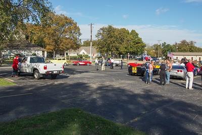 Veterans Day Parade Granbury, TX