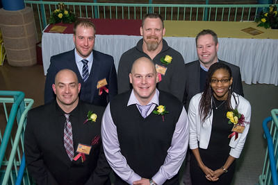 2016 Athletics Hall of Fame