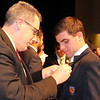 227 members of the Class of 2016 received their Alumni Pin during Mass on May 31, 2016 in the Roca Theater. The Mass was celebrated by Jesuit Father Pedro Cartaya (Chaplain of the Alumni Association) and con-celebrated by Jesuit Father Willie Garcia-Tunon, Jesuit Father Pedro Suarez, and Jesuit Father Frank Permuy.
