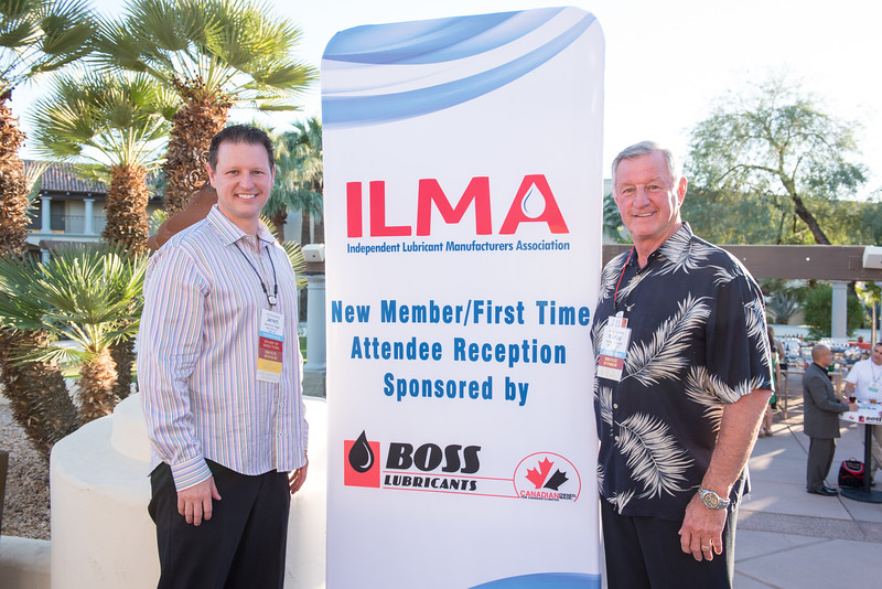 NEW MEMBER / FIRST TIME ATTENDEE RECEPTION