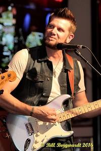 Jesse Burch - Chris Buck Band at Blackjack's Roadhouse 160