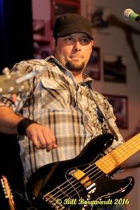 Michael Vanderlans - Chris Buck Band at Blackjack's Roadhouse 146
