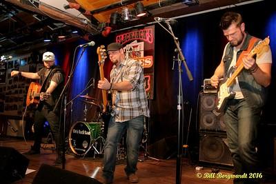 Chris Buck Band at Blackjack's Roadhouse 207